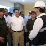 Visita del Presidente de Honduras