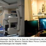 Desarrollo de Jornada de Electrofisiologia